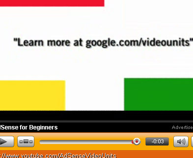 google.com/videounits via www.youtube.com/AdSenseVideoUnits