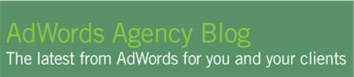 Google AdWords Agency Blog