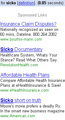 sicko search ads