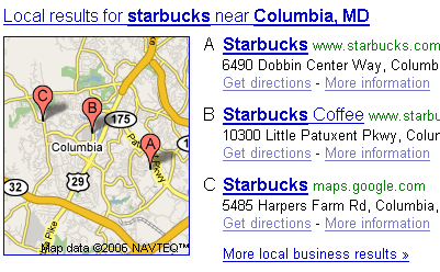 starbucks columbia md google search